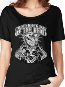 Groundhog Day of the Dead Women's Relaxed Fit T-Shirt