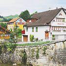 Appenzell, Switzerland by Monica Engeler