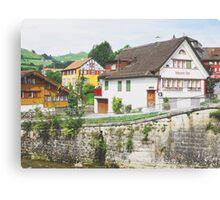 Appenzell, Switzerland Canvas Print