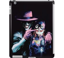 The Joker - Batgirl / Batman 41 'The Killing Joke' cover variant iPad Case/Skin
