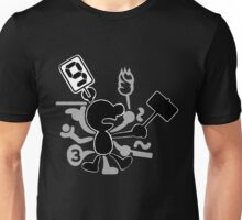 Mr. Game & Watch Unisex T-Shirt