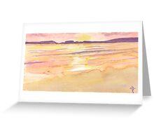St Ninian's Isle, Shetland Greeting Card