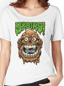BRAINS! Women's Relaxed Fit T-Shirt
