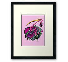 lio rosa Framed Print