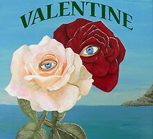Roses, Be My Valentine by Eric Kempson