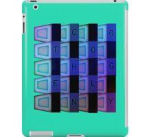 Vaporwave-TECHNOLOGY iPad Case/Skin