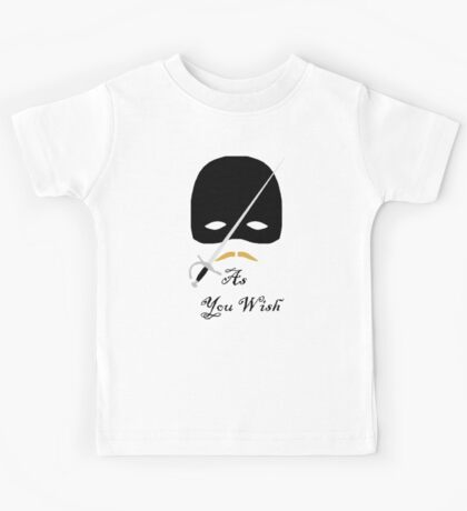 As You Wish Kids Tee