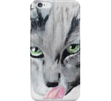 le minouche renne iPhone Case/Skin