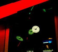 Clockwander by Julianne Fuchs-Musgrave