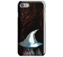 Gandalf Ponders the Quest iPhone Case/Skin