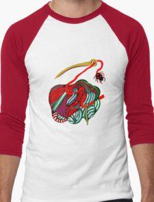 lio rojo Men's Baseball ¾ T-Shirt