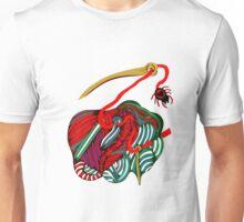 lio rojo Unisex T-Shirt