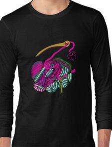 lio rosa Long Sleeve T-Shirt
