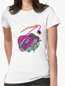 lio rosa Womens Fitted T-Shirt