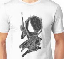 black spider! Unisex T-Shirt