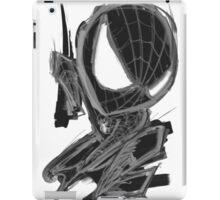 black spider! iPad Case/Skin