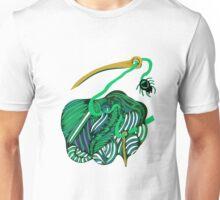 lio verde Unisex T-Shirt