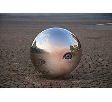 Eye Ball Photographic Print