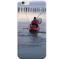 Fishing Kayak iPhone Case/Skin
