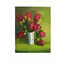 Tulips 3 Art Print