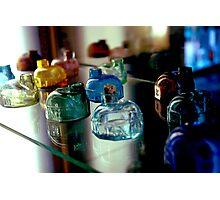 Glass Houses Photographic Print