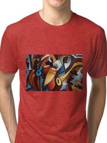 Bolero in Acrylic Tri-blend T-Shirt