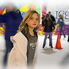 Alex on Ice by Glenn Gilbert