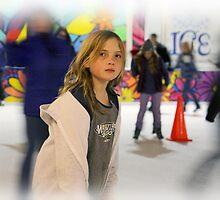 Alex on Ice by Glenn Gilbert