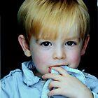 Little boy blue by Alan Mattison
