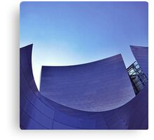 Walt Disney Concert Hall #2. Canvas Print