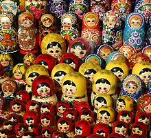 Russian Nesting Dolls by karina5