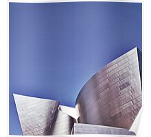 Walt Disney Concert Hall #1. Poster