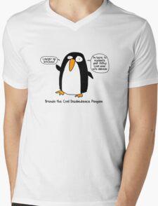 Lawyer Up Mens V-Neck T-Shirt
