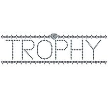 Diamond Trophy Photographic Print