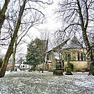 St Chads church by Lilian Marshall