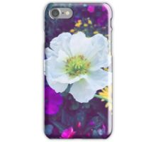 Flower III iPhone Case/Skin