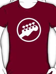 Bass Headstock T-shirt (Scott Pilgrim) T-Shirt