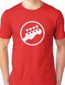 Bass Headstock T-shirt (Scott Pilgrim) Unisex T-Shirt