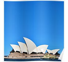 The Opera House. Poster