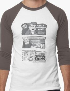 The Lamest Show on Earth Men's Baseball ¾ T-Shirt
