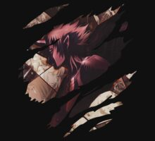 claymore priscilla anime manga shirt by ToDum2Lov3