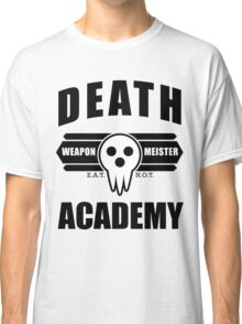 Death Weapon Meister Academy (Black) Classic T-Shirt