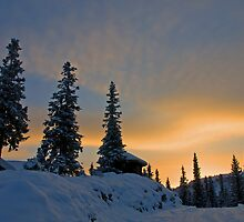 Afternoon on Kvitfjell by julie08