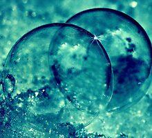 Snow Bubbles by Gabi Siebenhühner