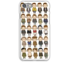 Jack O'Connell Chibi Filmography iPhone Case/Skin