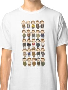 Jack O'Connell Chibi Filmography Classic T-Shirt