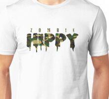 ZombieHIPPY • Logo Typeface CAMO Edition Unisex T-Shirt