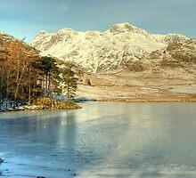 Blea Tarn , Langdale by Jamie  Green