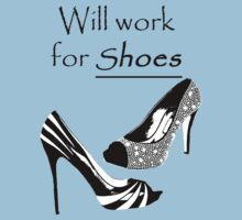 will work for shoes by Nik Jowsey