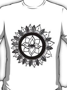 Beginning Flower T-Shirt
